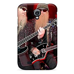 Shock Absorbent Hard Cell-phone Case For Samsung Galaxy S4 With Customized Stylish Red Hot Chili Peppers Image AnnaDubois