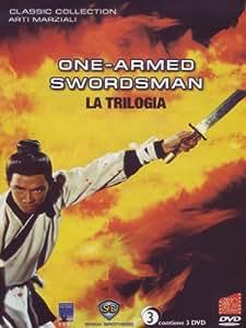 One-Armed Swordsman - La Trilogia (3 Dvd) [Italia]