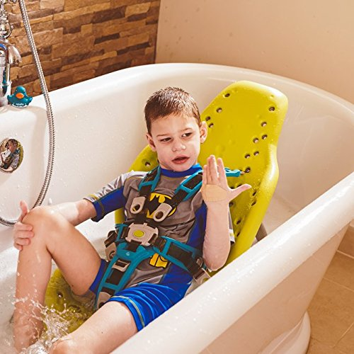 Firefly By Leckey Splashy Bath Seat Lightweight Portable