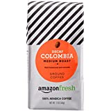 Amazonfresh Colombia Ground Coffee Medium Benefits