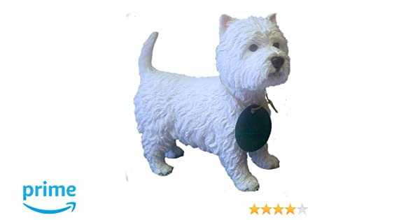 Leonardo - Figura Decorativa West Highland Terrier (Westie ...