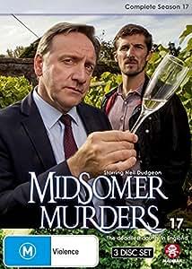 MIDSOMER MURDERS: Complete Season 17 (SINGLE CASE VERSION)
