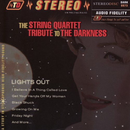 Lights String Quartet : Amazon.com: Lights Out: The String Quartet Tribute To The Darkness: Vitamin String Quartet: MP3 ...