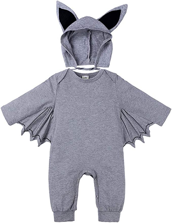 JiXuan Mono Conjunto de Mameluco de Algodón para Bebés con ...