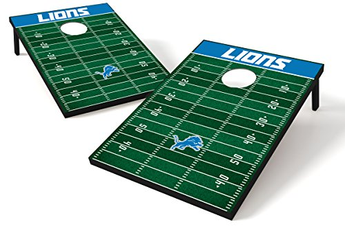 (NFL Detroit Lions Tailgate Toss Game)