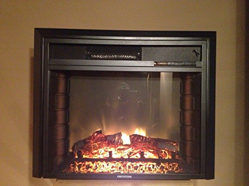 Rv Electric Fireplace 26 Quot With Remote And Radius Front