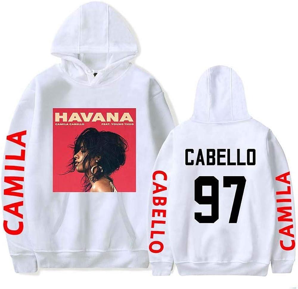 B07VXHKQ4M Singer Camila Cabello Series Hoodie Autumn/Winter 51Jbglaf8uL