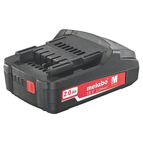 Metabo 2.0 Ah 18V Li-Power UltraM Technology Battery