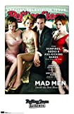 Trends International 10 Rolling Stone Magazine Mad Men, 22.375' x 34'