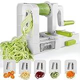 best seller today Spiralizer 5-Blade Vegetable...