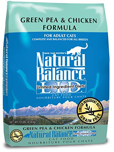 Natural Balance L.I.D. Limited Ingredient Diets Green Pea - I Blue Diet