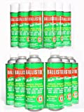 Ballistol Multi-Purpose Lubricant - MIS Kit #5 - Qty.6 of 6oz Aerosol and Qty.6 of 16oz Non-Aerosol Kit