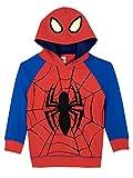 Spiderman Boys' Marvel Spider-Man Hoodie Size 5