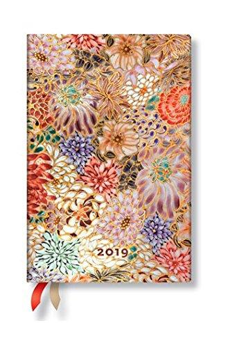 Agenda Paperblanks 18 meses semanal 2018/19 Kikka: Amazon.es ...