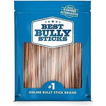 Amazon.com : Best Bully Sticks 6-inch Gullet Stick Dog