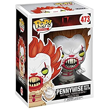 Amazon Com Funko Pop Pennywise With Teeth 473 Toys Amp Games