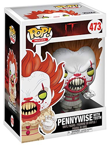 Funko POP! Pennywise with Teeth #473 -