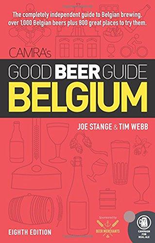 CAMRA's GOOD BEER GUIDE BELGIUM by Tim Webb, Joe Stange