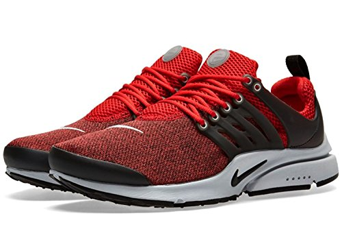 ab7862200a66 Galleon - Nike Air Presto Essential Lifestyle Casual Sneakers Red black-grey  New 848187-603 - 7