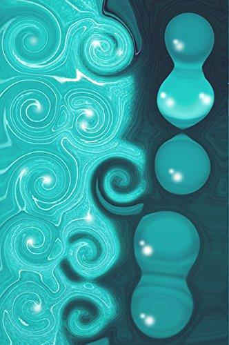 """Disagu Design Case Coque pour Apple iPhone 7 Housse etui coque pochette """"Turquoise wave"""""""