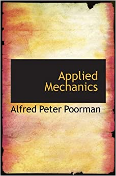 Book Applied Mechanics