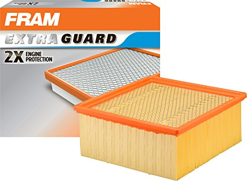 FRAM CA10261 Extra Guard Flexible Rectangular Panel Air Filter (Best Car Air Filter Review)
