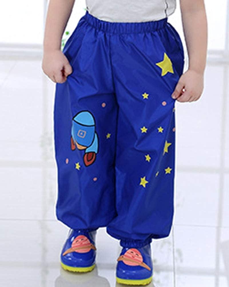 Pantalones Impermeables De Dibujos Animados Para Lluvia Ropa De Lluvia Para Ninos Y Ninas Jugar Al Aire Libre Chaquetas Impermeables Ropa