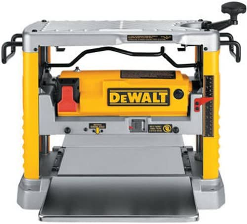 DEWALT Benchtop Planer, Single Speed, 15-Amp, 12-1 2-Inch DW734