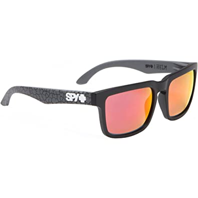 Amazon.com: Spy + Ken Block hormigón Helm – Gafas de sol ...