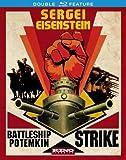 Sergei Eisenstein: Double Feature (Battleship Potemkin & Strike) [Blu-ray] by KINO INTERNATIONAL
