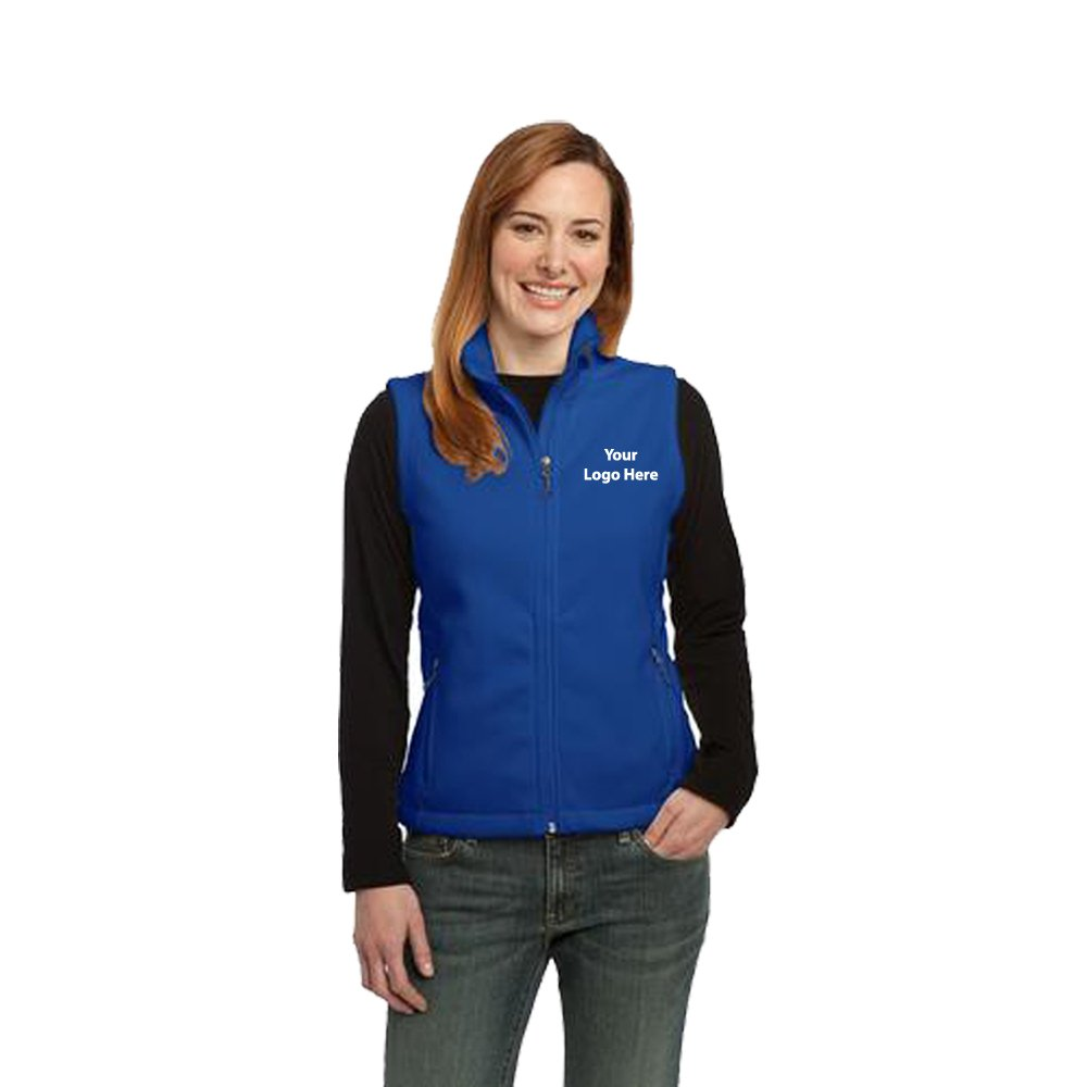 Fleece Vest - 24 Quantity - $29.29 Each - BRANDED with YOUR LOGO/CUSTOMIZED by Sunrise Identity
