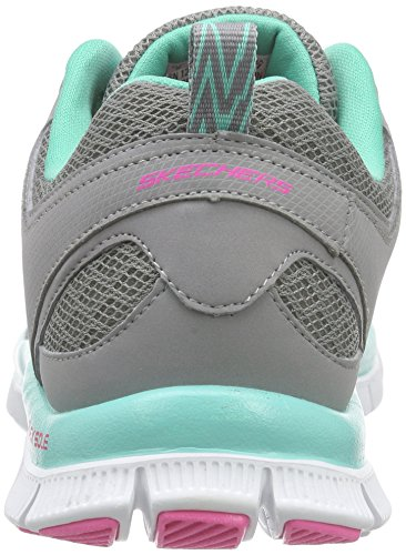 Skechers Gris gymn Femme Basses Flex nbsp;epicenter Baskets Appeal Grau Hq7nBTHO