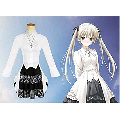 GGOODD Halloween Fancy Dress Yosuga No Sora Anime Traje De ...