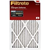Filtrete Micro Allergen Defense Filter, MPR 1000, 16 x 20 x 1-Inches, 6-Pack by Filtrete