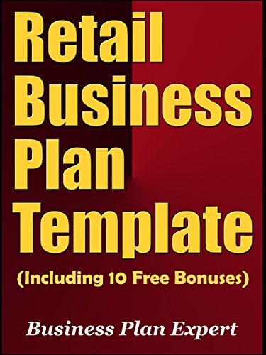 Amazon Com Retail Business Plan Template Including 10 Free