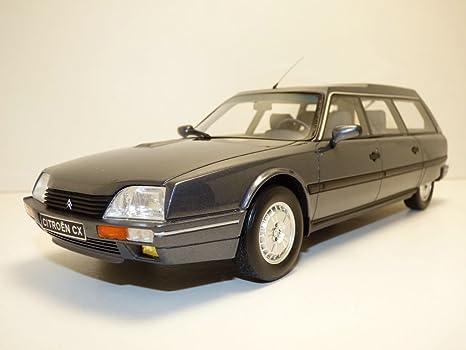 Otto Mobile – Citroen – CX 25 TRD Turbo 2 – 1991 Coche de ferrocarril de