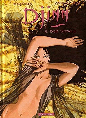 Djinn, Bd.4, Der Schatz