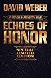 img - for Echoes of Honor Limited Leatherbound Edition (Honor Harrington) book / textbook / text book