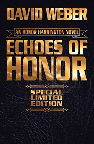 Echoes of Honor Limited Leatherbound Edition (Honor Harrington) Webers Leather