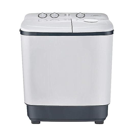 Lavadora Doméstica Semiautomática De Doble Barril, Función De ...