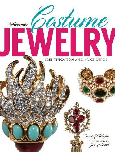 [Warman's Costume Jewelry: Identification and Price Guide] (Collectible Vintage Costumes Jewellery)