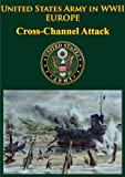 Front cover for the book Cross-channel Attack by Gordon A. Harrison