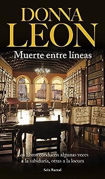 Muerte entre líneas par Leon