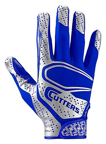 youth football gloves receiver - 8