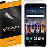 [6-Pack] Supershieldz For LG Stylo 3 Screen Protector, Anti-Bubble High Definition Clear Shield + Lifetime Replacements Warranty- Retail Packaging
