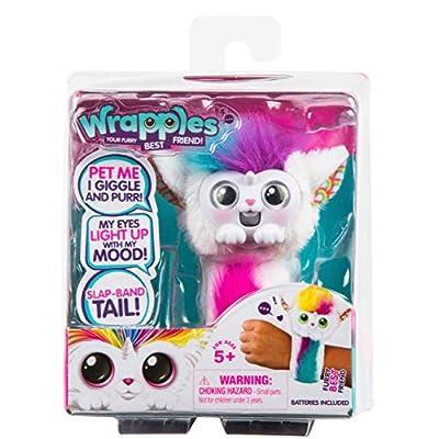 Little Live Wrapples - Slap Bracelets - Una: Toys & Games