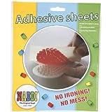 Adhesive sheet, 15x15 cm, 8 sheet