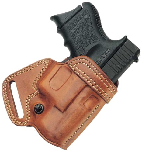 Galco SOB Small Of Back Holster for Walther PPK, PPKS (Tan, Right-hand)