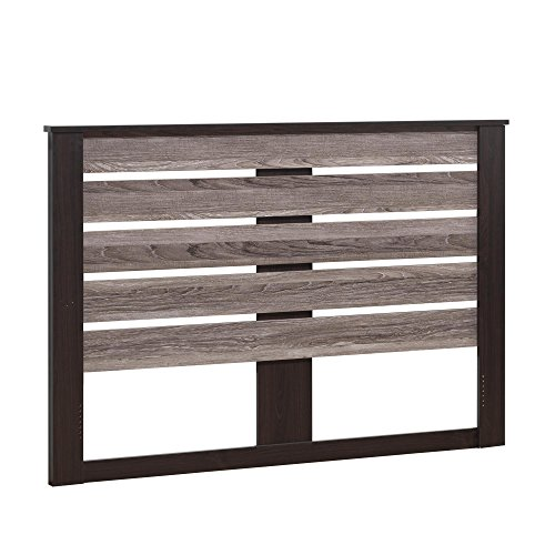 Ameriwood Home Colebrook Full Headboard, Espresso/Rustic by Ameriwood Home