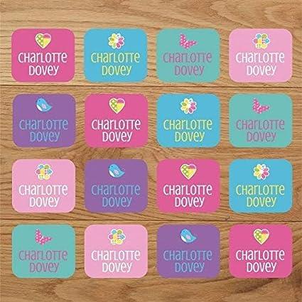 Etiquetas Adhesivas Para Ropa - Personalizados - Diseño Shabby ...